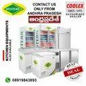 Western Steel Door Eutectic Glycol Freezer 3 Door NWHF425HE-2D