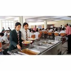 Indian Hostel Mess Catering Service, Delhi