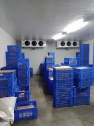 Commercial Cold Storage For Ice Cream