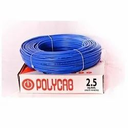 Polycab 2.5 sqmm PVC House Wire