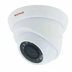 CP Plus 2.4 MP Range, Dome 20 MTR. CP-GPC-D24L2-S