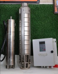 7.5 HP Solar Submersible Pump