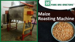 Maize/ Macca Roasting Machine