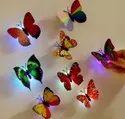 Led Butterfly Light