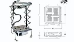 Motorized Projector Lift With Remote