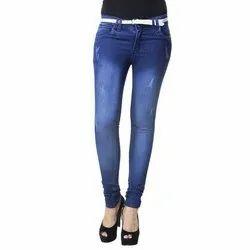 Skinny High Rise Ladies Jean