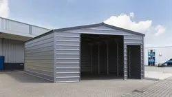 Prefab Industrial Warehouse Metal Shed