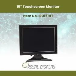 15 Touchscreen Monitors (RD151HT)