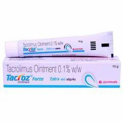 Tacrolimus Ointment 0.1%