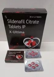 Sildenafil Citrate Tablet 100 Mg