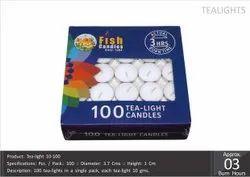 Tea Light 10-100