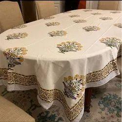 Hand Block Print Table Linen