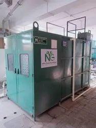 NiPra Portable Sewage Treatment Plant