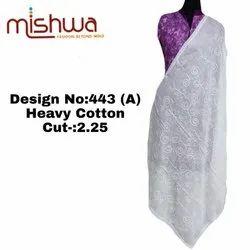 Ladies Fancy Cotton Dupatta