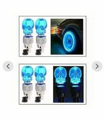 LED Tyre Light Skull