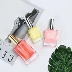 Luxury Refillable Custom Mode 30ml 50ml 100ml Spray Glass Perfume Bottles