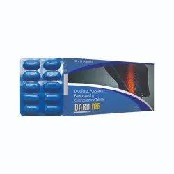 Dard MR - Diclofenac Pot 50mg Paracetamol 325mg Chlorzoxazone 250mg