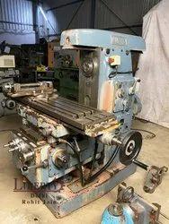 Lux 1300 mm x 300 mm Universal Milling Machine
