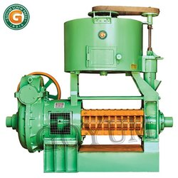 Castor Seed Oil Extractor Machine