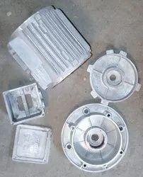 SRI Three Phase Aluminium Pressure Die Cast Motor Body
