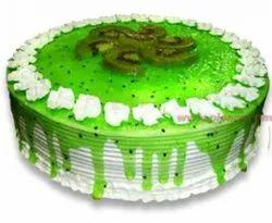 Cake Glaze Gel Kiwi