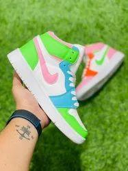 Women Party Wear Nike Air Jordan 1 Retro Sweet, Size: 36-40