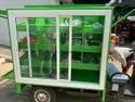 Electric Loader for Fruits & Vegetable Delivery (Closed Body)