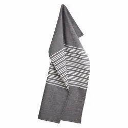 Strips Cotton Tea Towel, 70g, Size: 50 X 70cm