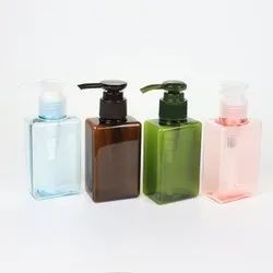 150ml 180ml, 250ml Lotion Pump PET Cosmetic Bottle