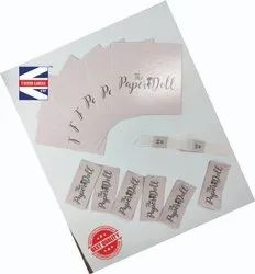 Tags For Clothes Labels