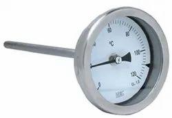 ITEC Make Industrial Thermometer, Bimetal T501