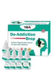 Alcohol De Addiction Drop (Pack of 5 Bottle)