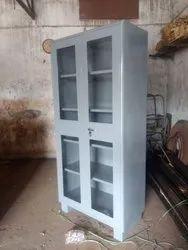 Library Glass Door Cupboard