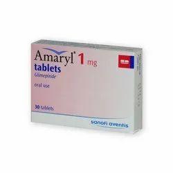 Amaryl 1mg Tablet