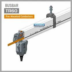 TR60 Pre-Mounted Copper Busbar Conductor Rail
