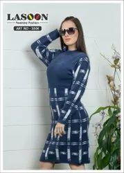 women wollen tunic 3004