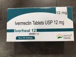 Ivermectin 12 Mg Tab