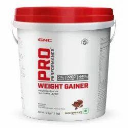 GNC Weight Gainer 5kg 10 Servings Dark Chocolate, Non prescription