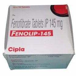 Fenofibrate Tablets 145mg