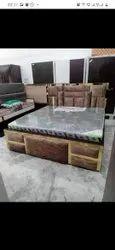 Designer Wooden Single Bed