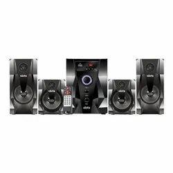 Elista Home Theater M/m Speaker Diamond 4.1 Autfb