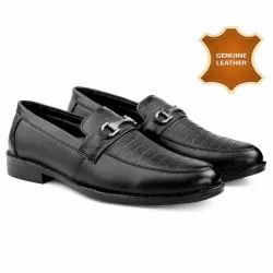 826 MIX COLOUR Mens Leather Slip On Shoes, Size: 6 To 10