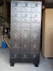 Metal Staff Locker