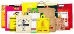 Loop Handle - Cotton Bags Printed - Low quality