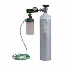 Aluminium Oxygen Cylinder