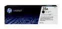 HP 35A Black Original LaserJet Toner Cartridge