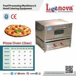 Leenova Pizza Oven (Gas Operated)