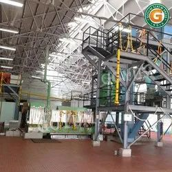 Fully Automatic Oil Extraction Plant