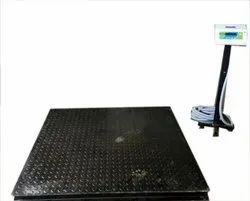 Heavy Duty Platform Weighing Machines