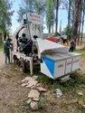 RM 800 MOBILE CONCRETE BATCHING MACHINE